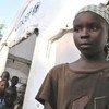 Niños en centro de UNICEF en Bossangoa, Republica Centroafricana Foto(Archivo: UNICEF: