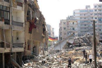Beirut (Foto de archivo: IRIN-Marie Claire Feghali)