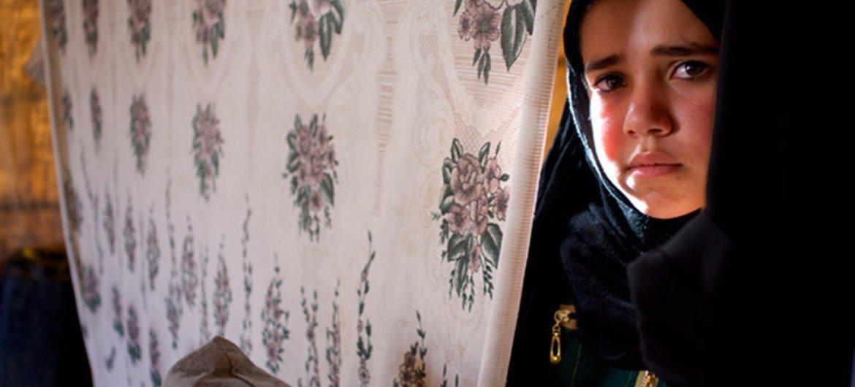 La campaña de UNICEF busca establecer percepciones positivas sobre los menores refugiados y migrantes, y explicar las razones por las que se ven obligados a desplazarse. Foto: UNICEF/SHEHZAD NOORANI