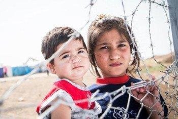 (Foto de archivo: UNICEF-Karin Skerbrucker)