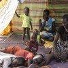Desplazados en Sudán del Sur (Foto/archivo: ACNUR-K. McKinsey)