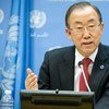 El Secretario General de la ONU, Ban Ki-moon  Foto:ONU/Eskinder Debebe