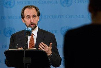 Le Prince Zeid Ra'ad Zeid Al-Hussein de Jordanie. Photo ONU/Rick Bajornas