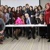 Encuentro de mujeres sirias en Ginebra (Foto: ONU Mujeres)