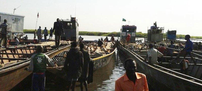 南苏丹特派团图片/Wade Mageng