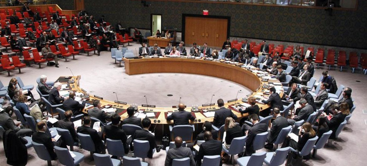 Security Council meets on the situation in Darfur, Sudan.