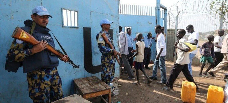 South Sudan: UN mission concerned about gunfire near Juba