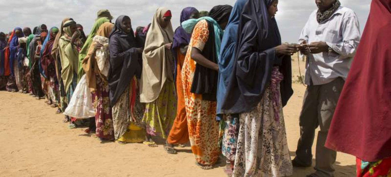 Mujeres somalíes refugiadas en Kenia  Foto: ACNUR. McKinsey
