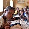 Des enfants dans une école à Tombouctou, au Mali. Photo UNICEF