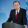 El Secretario General de la ONU, Ban Ki-moon Foto archivo: ONU/Mark Garten