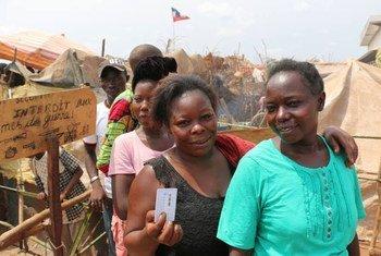 Mujeres en Bangui, República Centroafricana.  Foto: PMA