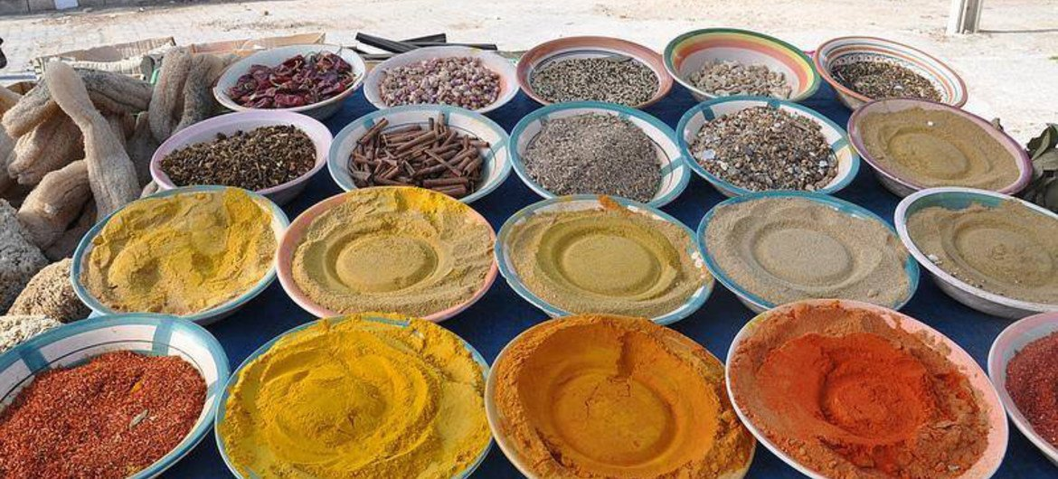 The spice and herb trade is a multi-billion dollar business.