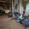 Desplazados albergados en la base de la UNMISS en Malakal (Foto: Isaac Billy)