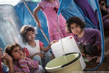Foto: UNICEF/Karin Schermbrucker