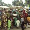 Refugiados de la República Centroafricana en Camerún