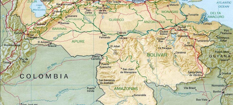 Ocha Unas 18 000 Personas Han Regresado A Colombia Desde