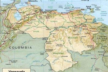 El presidente de Venezuela cerró parte de la frontera que comparte con Colombia para combatir el contrabando. Foto: ONU
