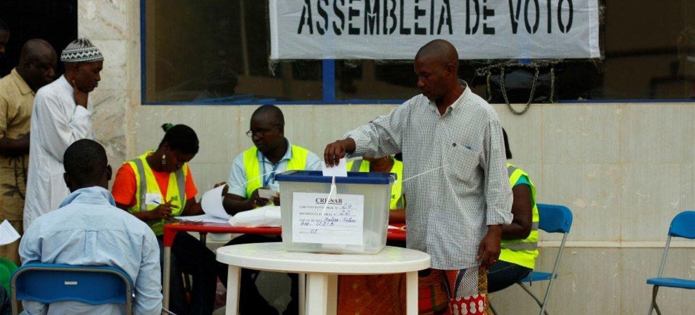 Processo de consolidação da paz deve partir das comunidades na Guiné-Bissau