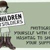 儿童不能成为士兵。图片来源:秘书长儿童与武装冲突问题特别代表办公室