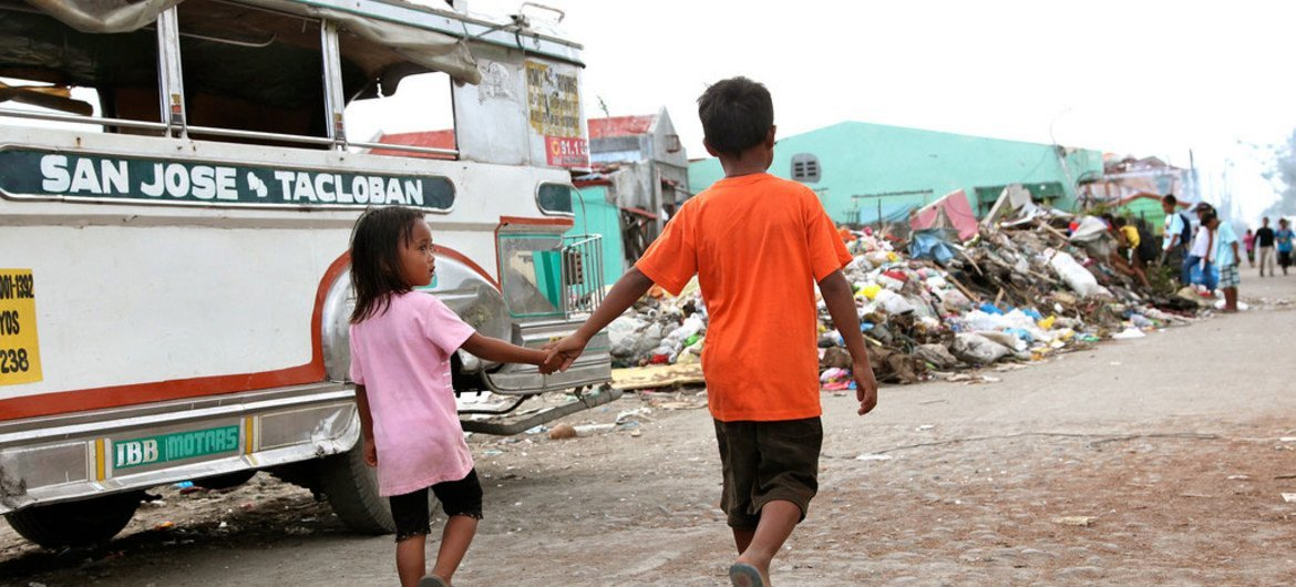 Behind the signs of early recovery in typhoon-hit regions of the Philippines there are still millions of people who are extremely vulnerable.