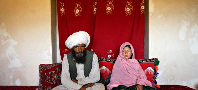 Детские браки распространены по всему миру.
