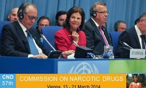 Today marks the start of the High-Level segment of the Commission on Narcotic Drugs (CND) 57th session at the UN headquarters in Vienna.