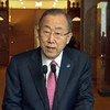 El Secretario General de la ONU,  Ban Ki-moon Foto archivo: ONU