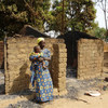 Bessan, a village in northwest CAR, suffered considerable destruction at the hands of anti-balaka forces.