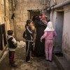 Refugiados sirios en Jordania  Foto:  ACNUR/ O.Laban-Mattei