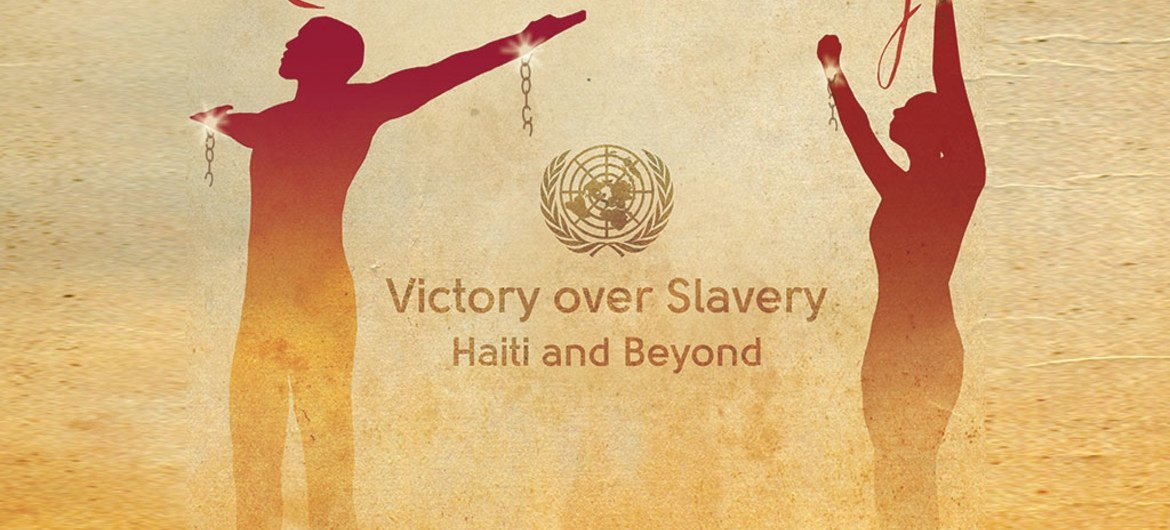 Un Marks Day Of Remembrance With Calls To Tackle Slavery'S Lingering  Consequences | | Un News
