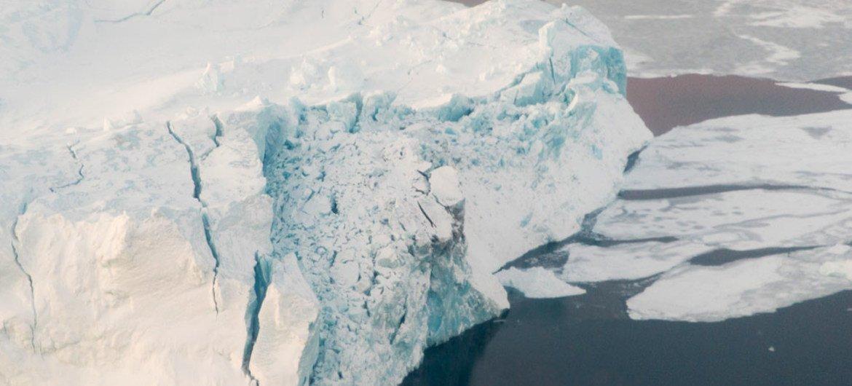 Icebergs en Ilulissat, Groenlandia  Foto:  N Photo/Mark Garten