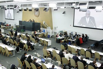 L'Assemblée générale de l'ONU. Photo ONU/Eskinder Debebe (Photo archives)