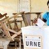 Elecciones regionales y municipales en Côte d'Ivoire en 2013  Foto: UNOCI