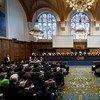 La Corte Internacional de Justicia da a conocer su veredicto en el caso de Australia contra Japon relativo a la caza de ballenas  Foto: ONU/ICJ-CIJ
