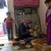 Refugiados sirios en Libano  Foto: ACNUR/L. Addario