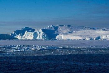 Groenlandia  Foto ONU/Mark Garten