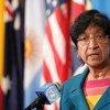 La Alta Comisionada de la ONU para los Derechos Humanos, Navi Pillay  Foto: ONU/Paulo Filgueiras