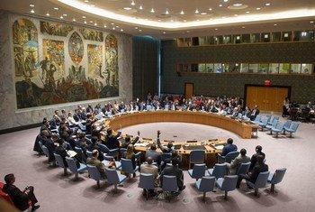 El Consejo de Seguridad de la ONU  Foto.ONU/Eskinder Debebe