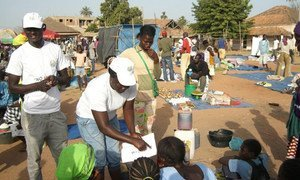 Explications sur le déroulement des élections dans un village de Guinée-Bissau avant le scrution du 12 avril.