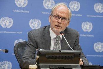 Nicholas Kay  Foto: ONU/Eskinder Debebe