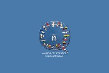 Logo del Grupo de Amigos del Español en la ONU