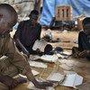 Desplazados viviendo en una escuela en Bossangoa, República Centroafricana  Foto: ACNUR/A.Greco