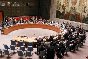 The Security Council unanimously adopts resolution 2152 (2014), extending the mandate of the UN Mission for the Referendum in Western Sahara (MINURSO) until 30 April 2015.