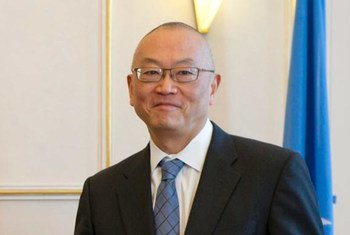WHO Assistant Deputy Director-General for Health Security Keiji Fukuda.