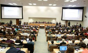 """Briefing on """"Media Freedom for a Better Future: Shaping the Post-2015 Development Agenda"""" in commemoration of the World Press Freedom Day 2014."""