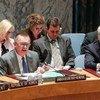 El secretario general adjunto de la ONU para asuntos Políticos, Jeffrey Feltman  Foto.ONU/JC McIlwaine