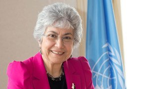 Flavia Pansieri, United Nations Deputy High Commissioner for Human Rights.