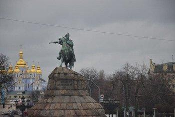 Киев Фото ООН