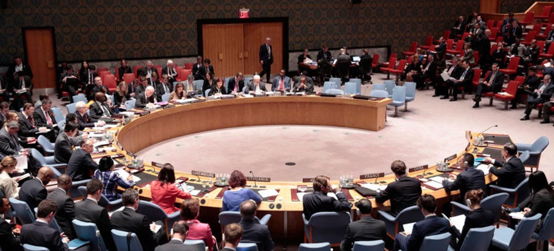 Council Debates Non-Proliferation of Weapons of Mass Destruction.