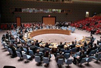 Le Conseil de sécurité des Nations Unies. Photo ONU/Devra Berkowitz